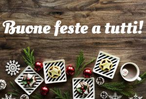 Auguri di Natale immagini buone feste