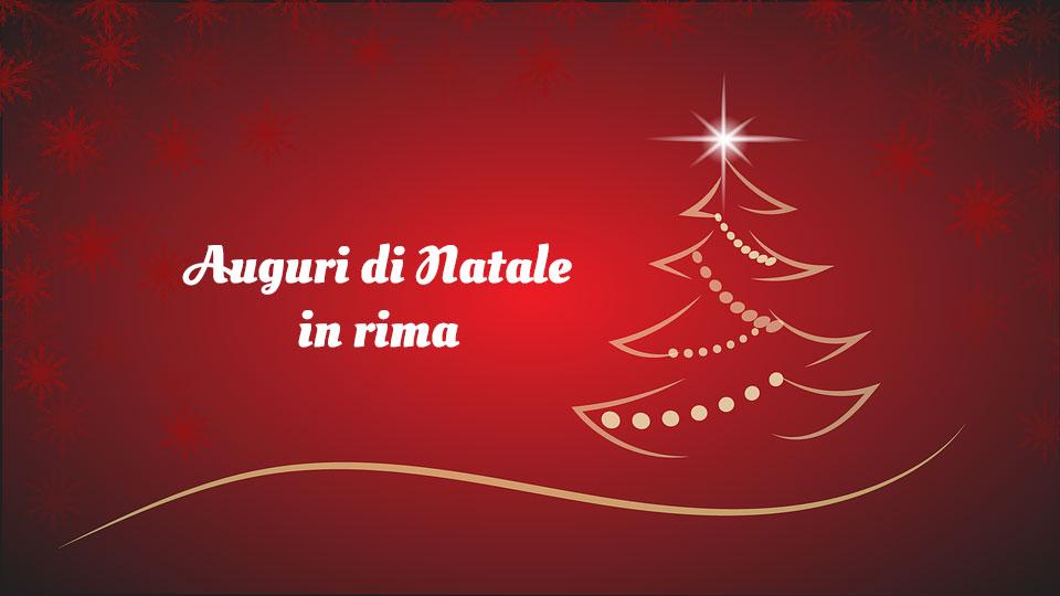 Frasi Natale Rime.Auguri Di Natale In Rima Ecco Le Frasi Piu Originali Frasi Auguri
