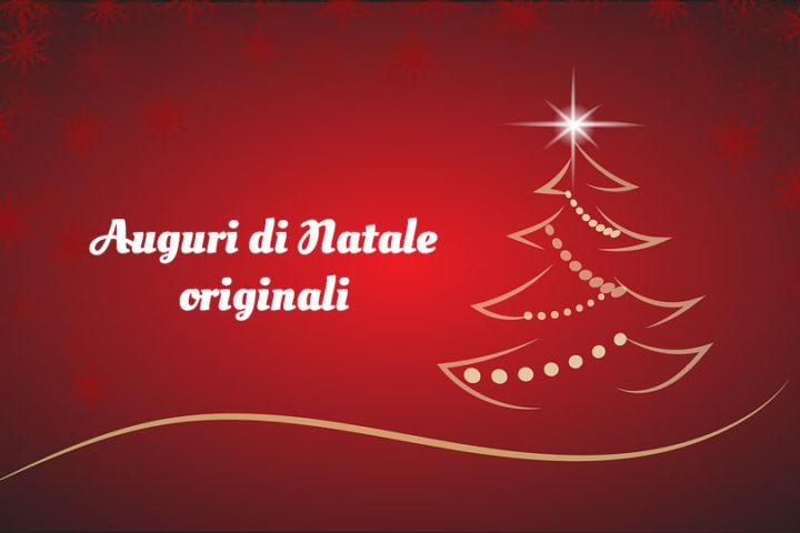Frasi Natale Originali.Auguri Di Natale Originali Ecco Le Frasi Giuste Per Non Essere Mai