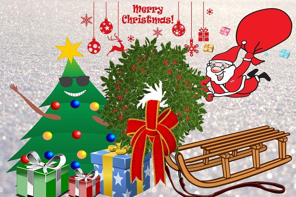 Auguri di Natale divertenti: ecco le frasi natalizie più spiritose!